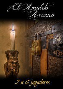 El Amuleto Arcano Torrenigma Escape Room