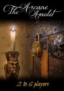 The Arcane Amulet Torrenigma Escape Room