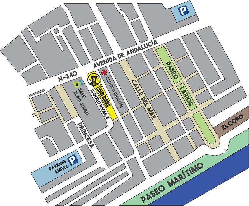 Mapa localización Torrenigma
